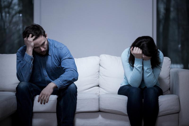 У мужа депрессия, что делать?